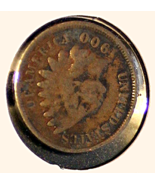 1900 P Indian Penny, circulated, X-Fine - $35.00