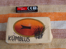 VINTAGE SOAP KUMBLUS  MADE IN THE USSR UNION AB... - $13.37
