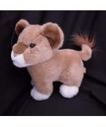 "Fiesta Jungle Cats Lion Cub  # 9210 plush Stuffed Animal 11"" - $18.57"