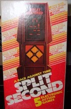 Split Second Vintage Electronic Handheld Game b... - $179.99