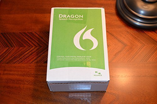 DRAGON NATURALLYSPEAKING HOME 11.0 US ENGLISH [CD-ROM] Mac / Windows