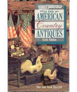 American Country Antiques  1986 Reference Book - $14.95