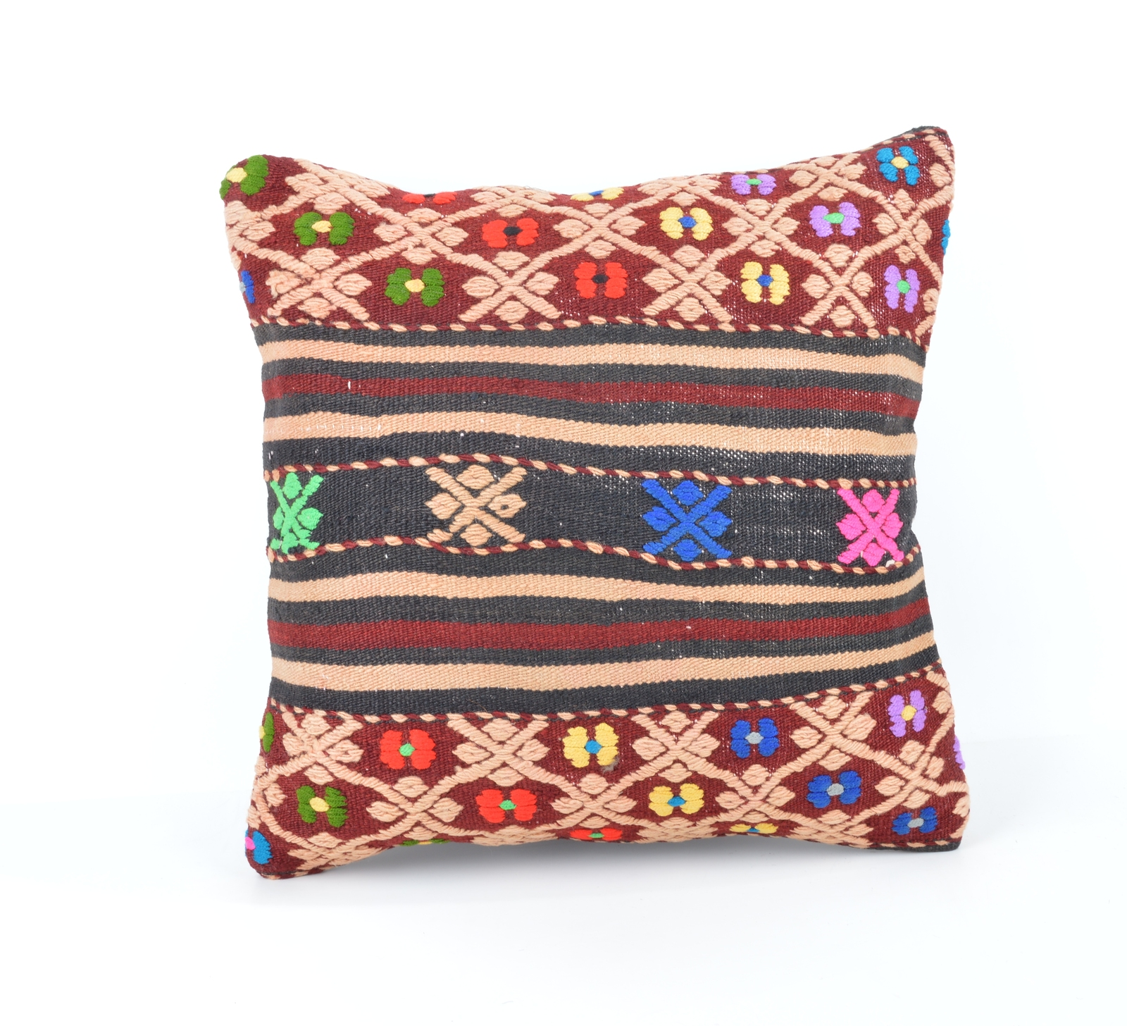 Decorative Tapestry Throw Pillows : throw pillow cover,outdoor pillow cover,boho tapestry ethnic,Decorative Accent, - Pillows