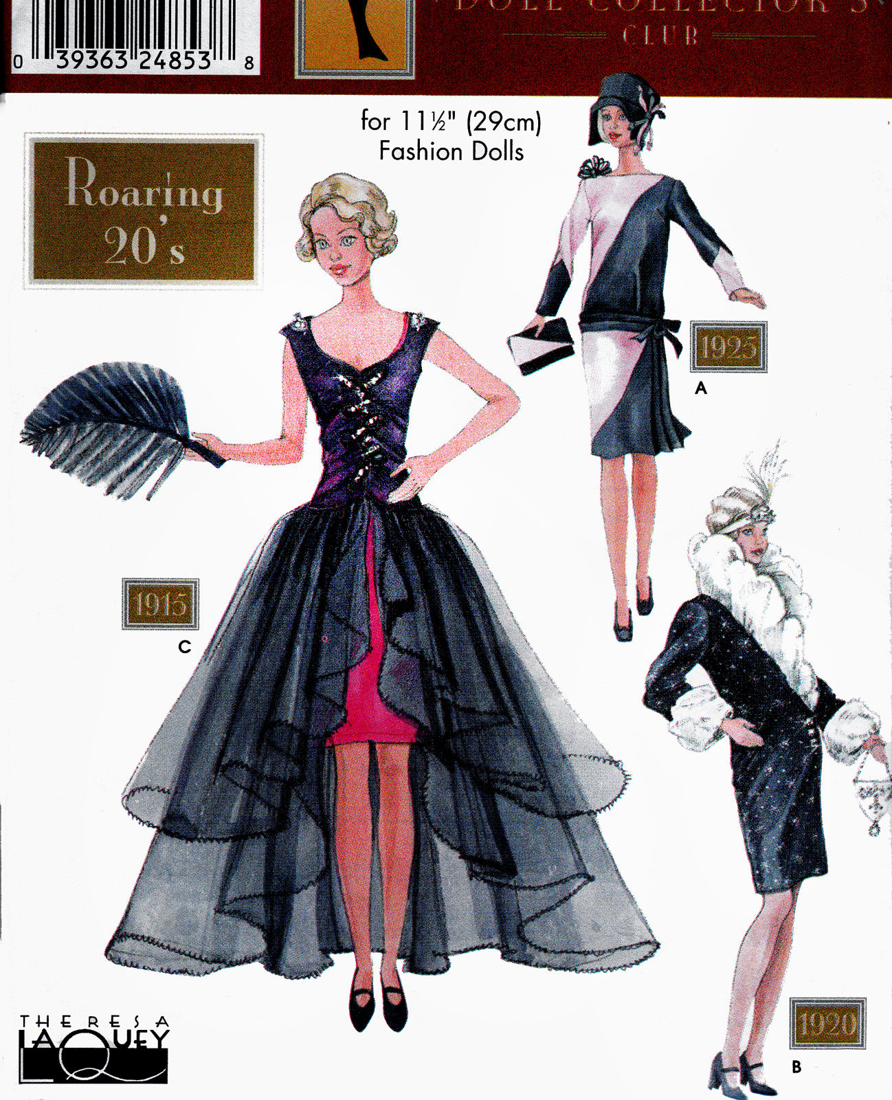 Fashion in the roaring 20s