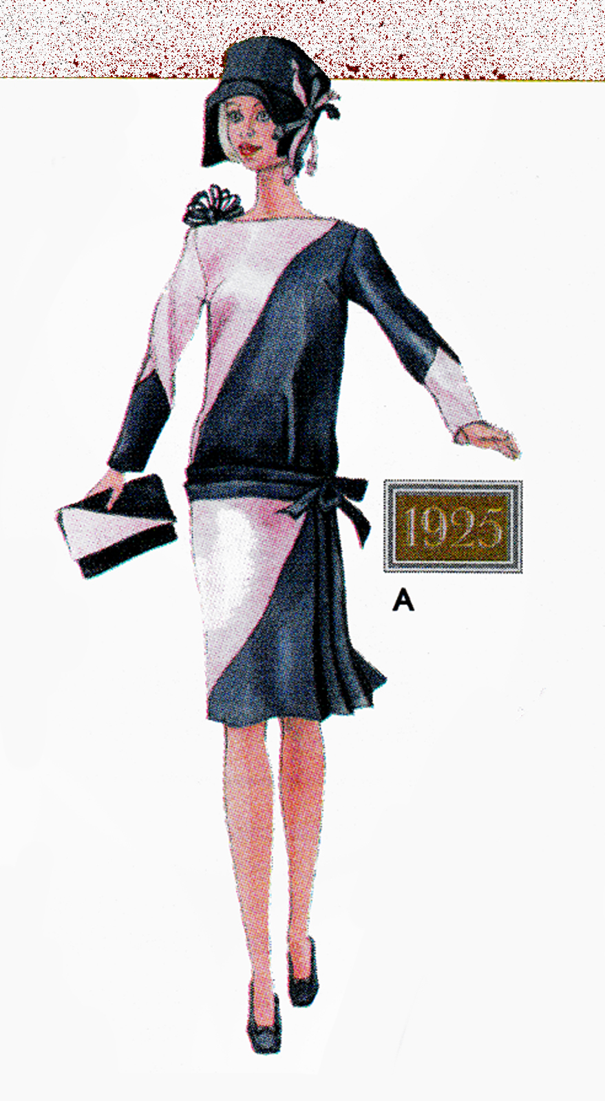 "C.1920's BARBIE 11.5"" DOLL HATS BAGS FLAPPER SIMPLICITY ..."