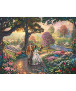 Kinkade Gone With The Wind Cross Stitch Pattern***LOOK*** ***(DOWNLOAD)*** - $3.95