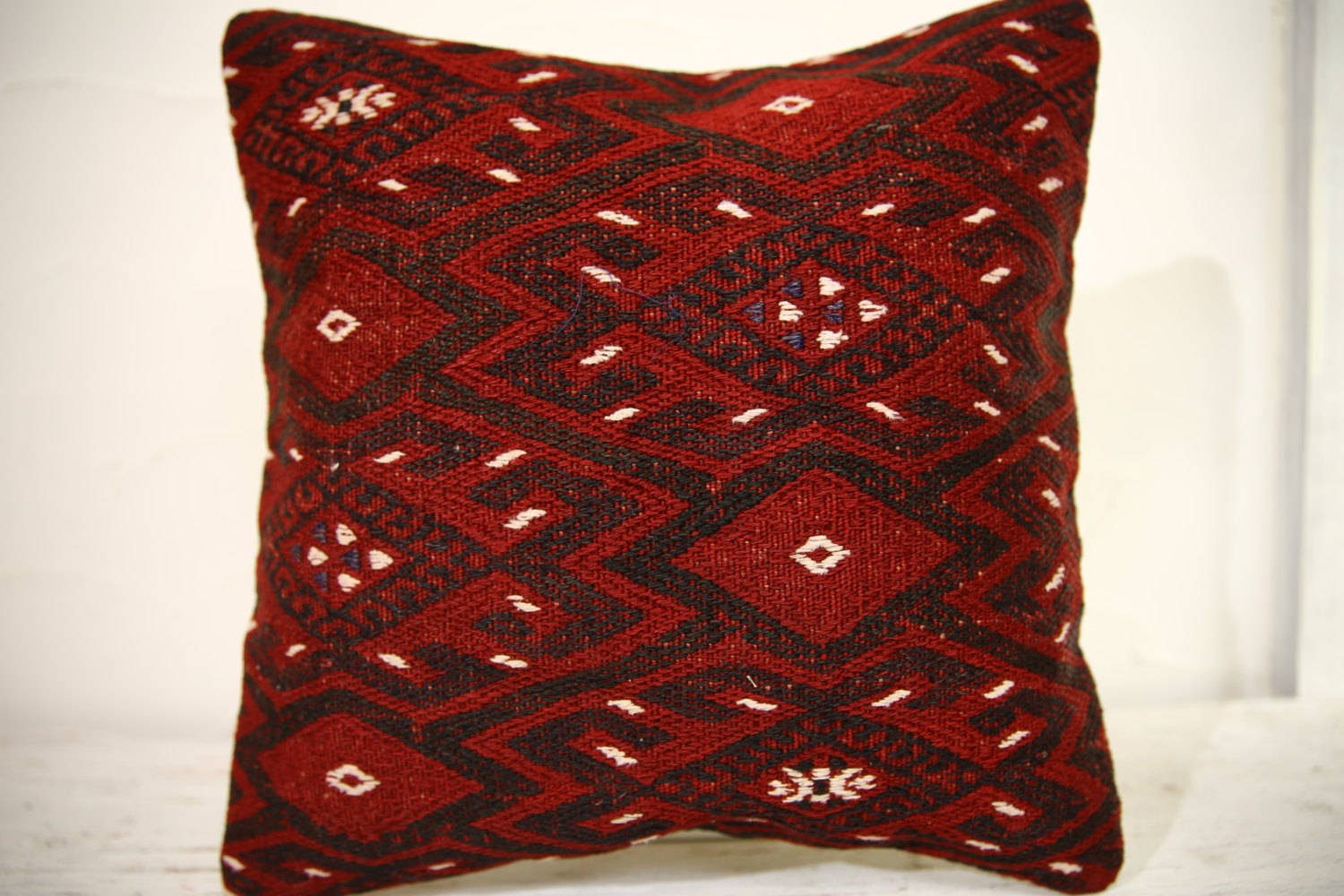 Kilim Pillows | 16x16 | Decorative Pillows | 929 | Accent Pillows , turkish pill