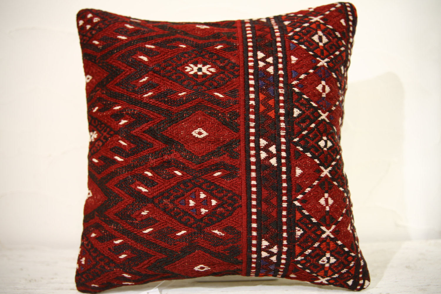Kilim Pillows | 16x16 | Decorative Pillows | 883 | Accent Pillows , turkish pill