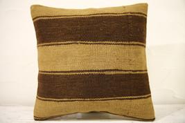 Kilim Pillows | 16x16 | Decorative Pillows | 854 | Accent Pillows , turk... - $35.00
