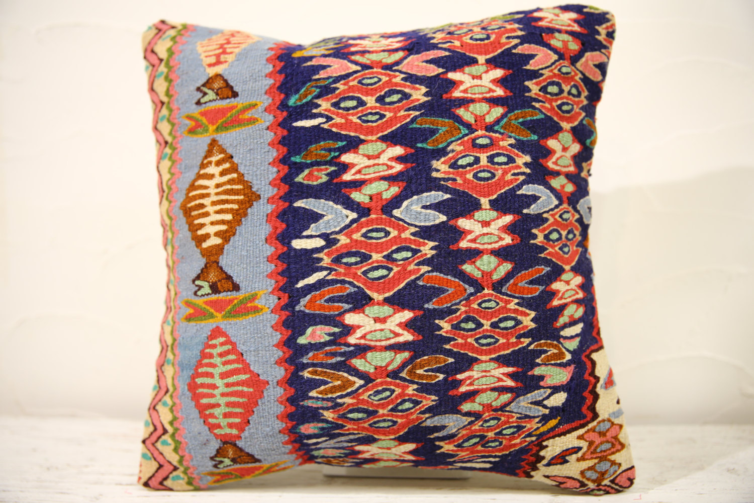 Kilim Pillows | 16x16 | Decorative Pillows | 839 | Accent Pillows , turkish pill