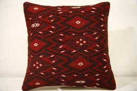 Kilim Pillows | 16x16 | Decorative Pillows | 809 | Accent Pillows , turk... - $49.00