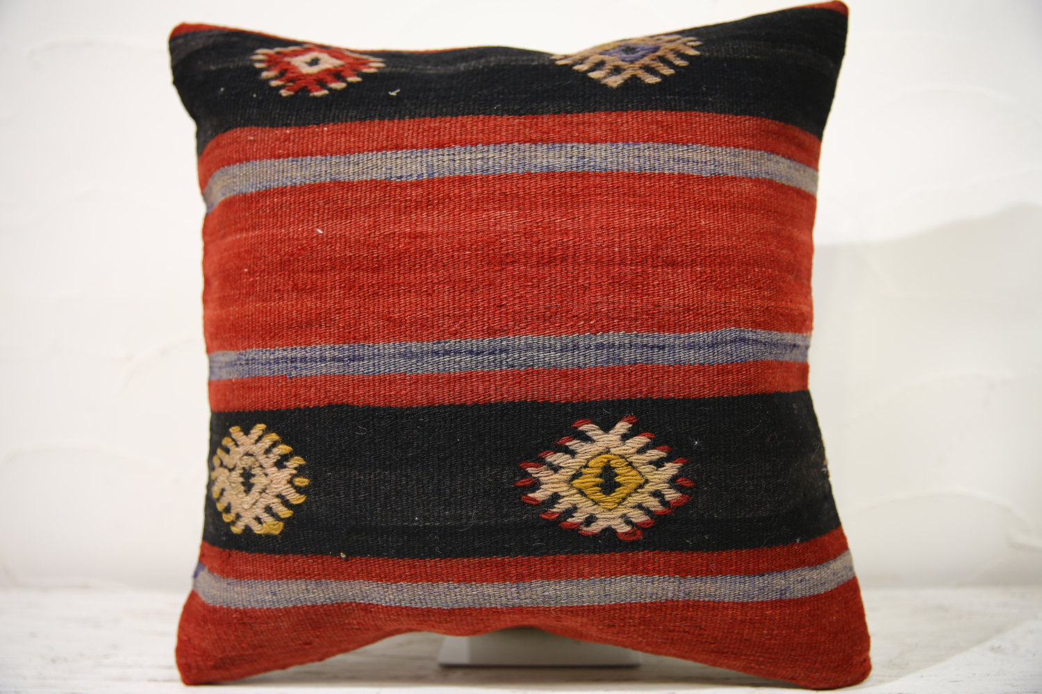 Kilim Pillows | 16x16 | Decorative Pillows | 813 | Accent Pillows , turkish pill