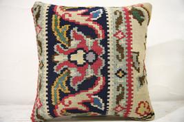 Kilim Pillows | 16x16 | Decorative Pillows | 793 | Accent Pillows , turk... - $42.00
