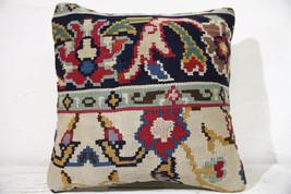 Kilim Pillows | 16x16 | Decorative Pillows | 795 | Accent Pillows , turk... - $42.00