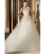 Darius Cordell | BDW-057 - Silk Organza Wedding... - $781.88