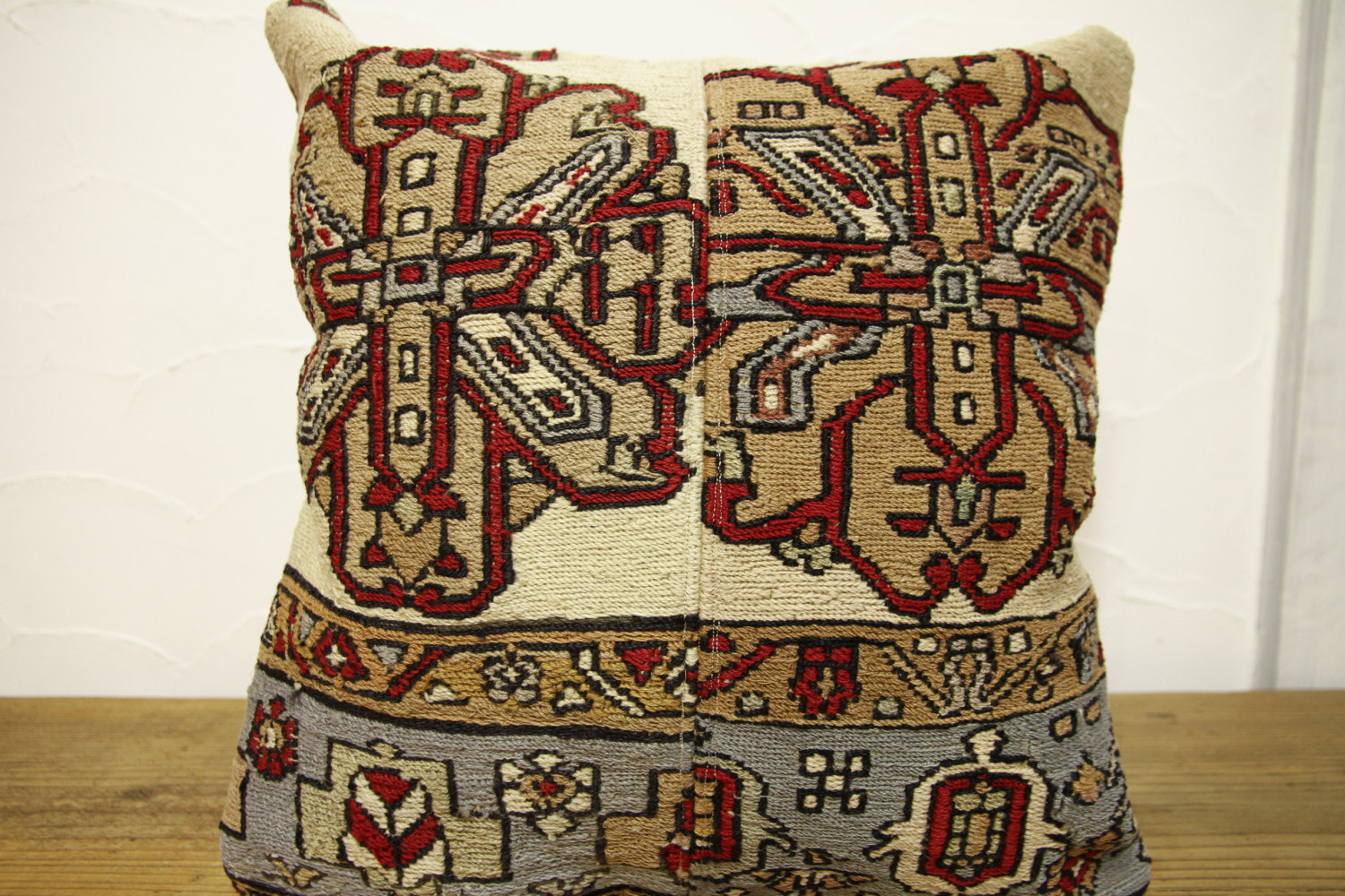 Kilim Pillows |16x16 | Decorative Pillows | 494 | Accent Pillows turkish pillow