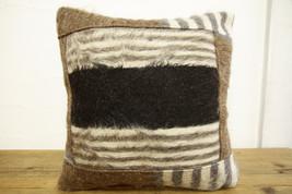 Kilim Pillows |16x16 | Decorative Pillows | 491 | Accent Pillows turkish... - $35.00