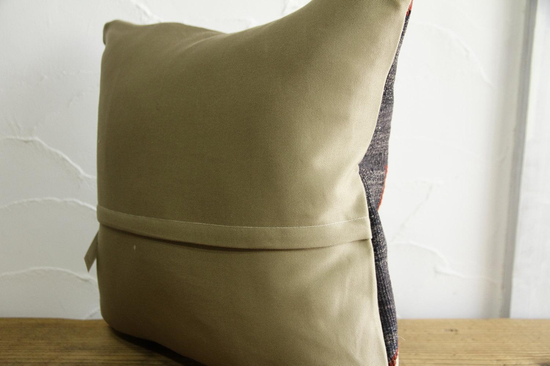 Kilim Pillows |16x16 | Decorative Pillows | 493 | Accent Pillows turkish pillow