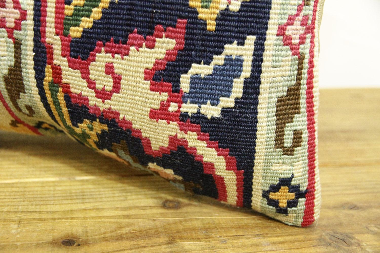 Kilim Pillows |16x16 | Decorative Pillows | 419 | Accent Pillows, Kilim cushion