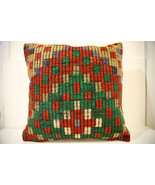 Kilim Pillows | 20x20 | Decorative Pillows | 1505 | Accent Pillows, Kili... - $56.00