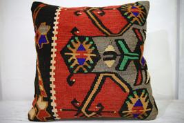 Kilim Pillows | 18x18 | Decorative Pillows | 1024 | Accent Pillows, Kili... - $84.00