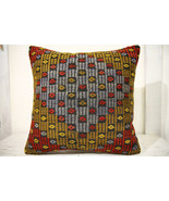 Kilim Pillows | 20x20 | Decorative Pillows | 692 | Accent Pillows, Kilim... - $56.00