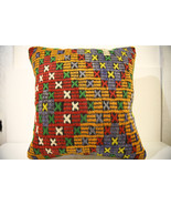Kilim Pillows | 20x20 | Decorative Pillows | 1503 | Accent Pillows, Kili... - $56.00