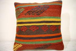 Kilim Pillows | 16x16 | turkish pillows | 985 | Accent Pillows,Decorativ... - $35.00