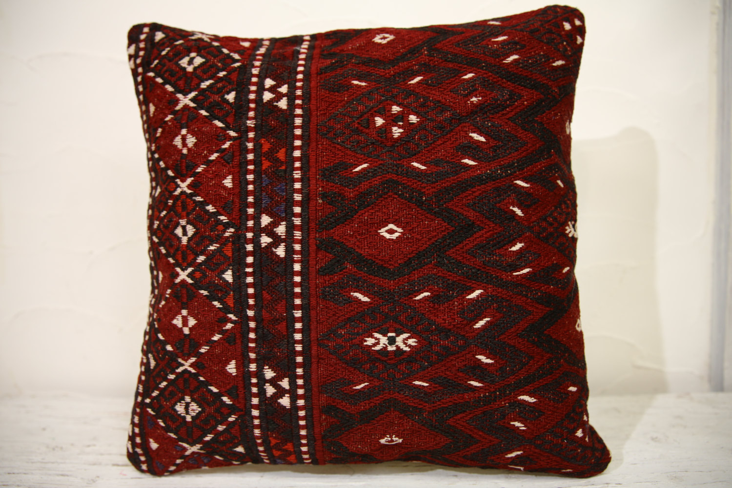 Kilim Pillows | 16x16 | turkish pillows | 974 | Accent Pillows,Decorative Pillow