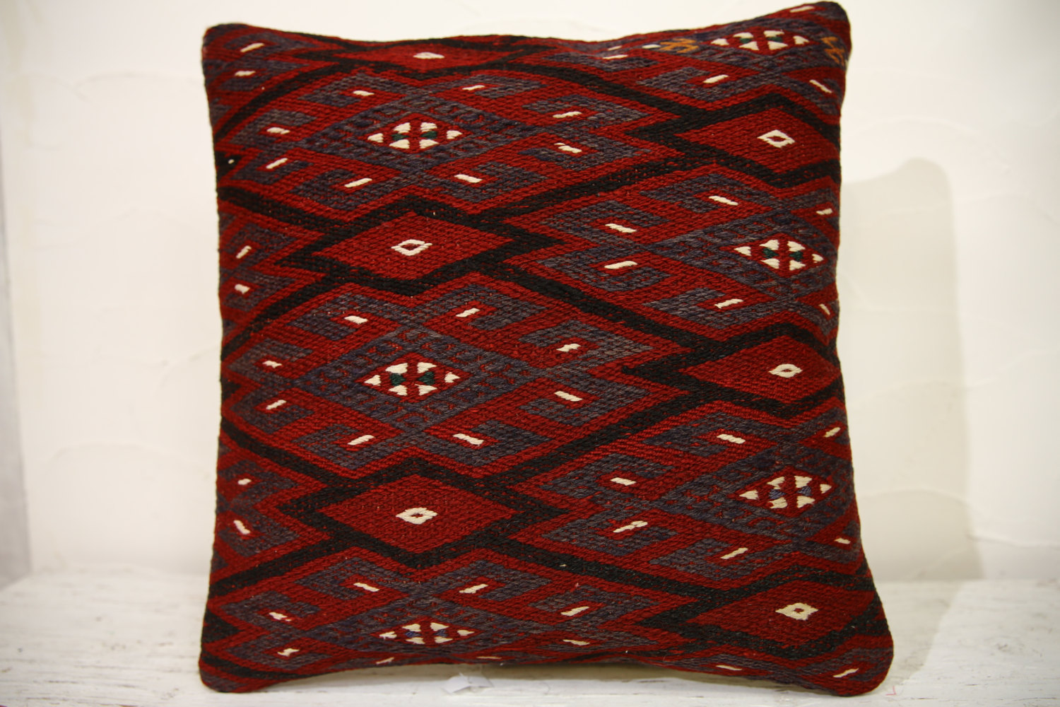 Kilim Pillows | 16x16 | turkish pillows | 973 | Accent Pillows,Decorative Pillow