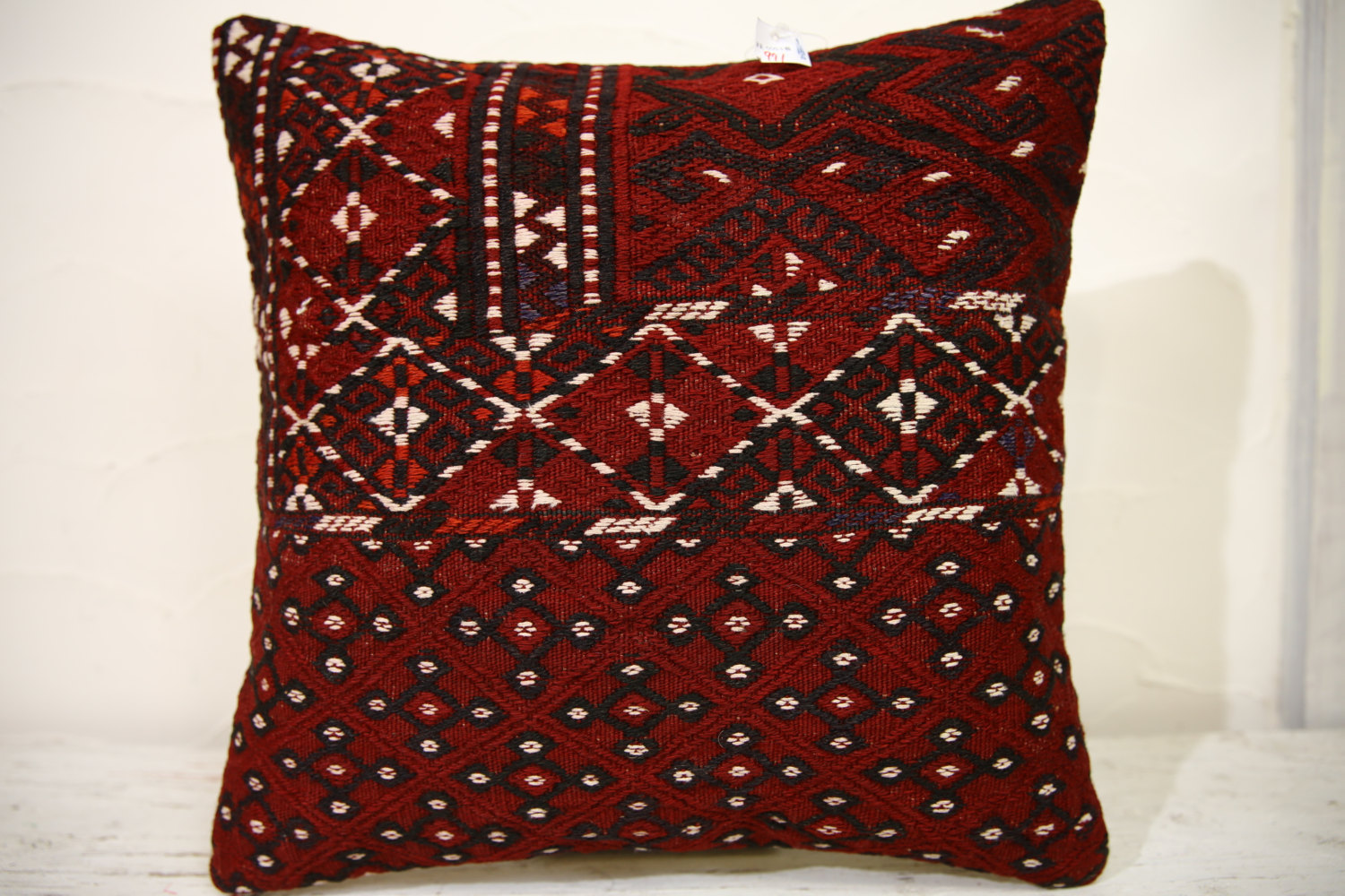 Kilim Pillows | 16x16 | turkish pillows | 971 | Accent Pillows,Decorative Pillow
