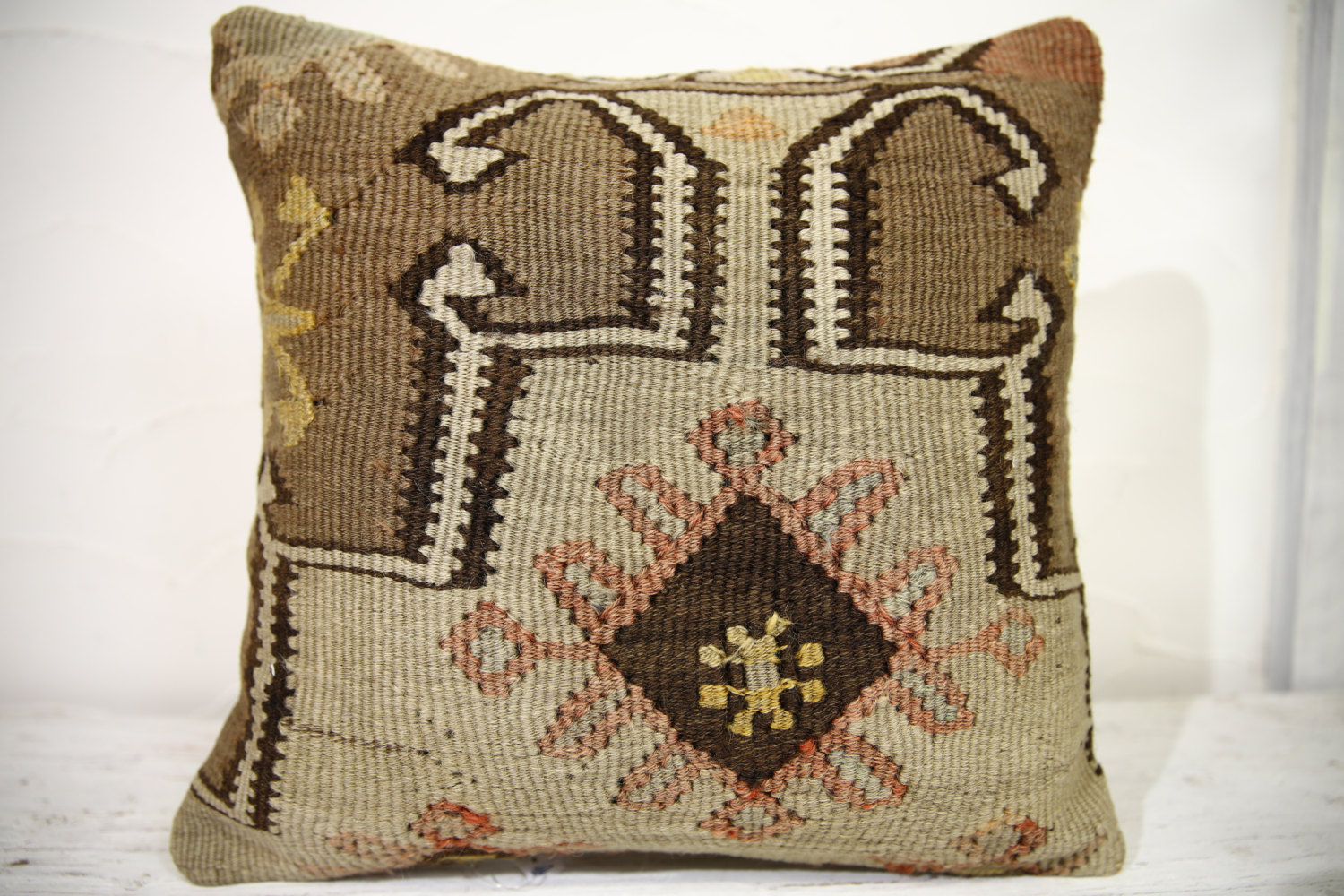 Kilim Pillows | 16x16 | Decorative Pillows | 941 | Accent Pillows,turkish pillow