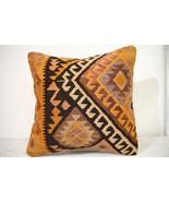 Kilim Pillows | 16x16 | Decorative Pillows | 877 | Accent Pillows,turkis... - $56.00