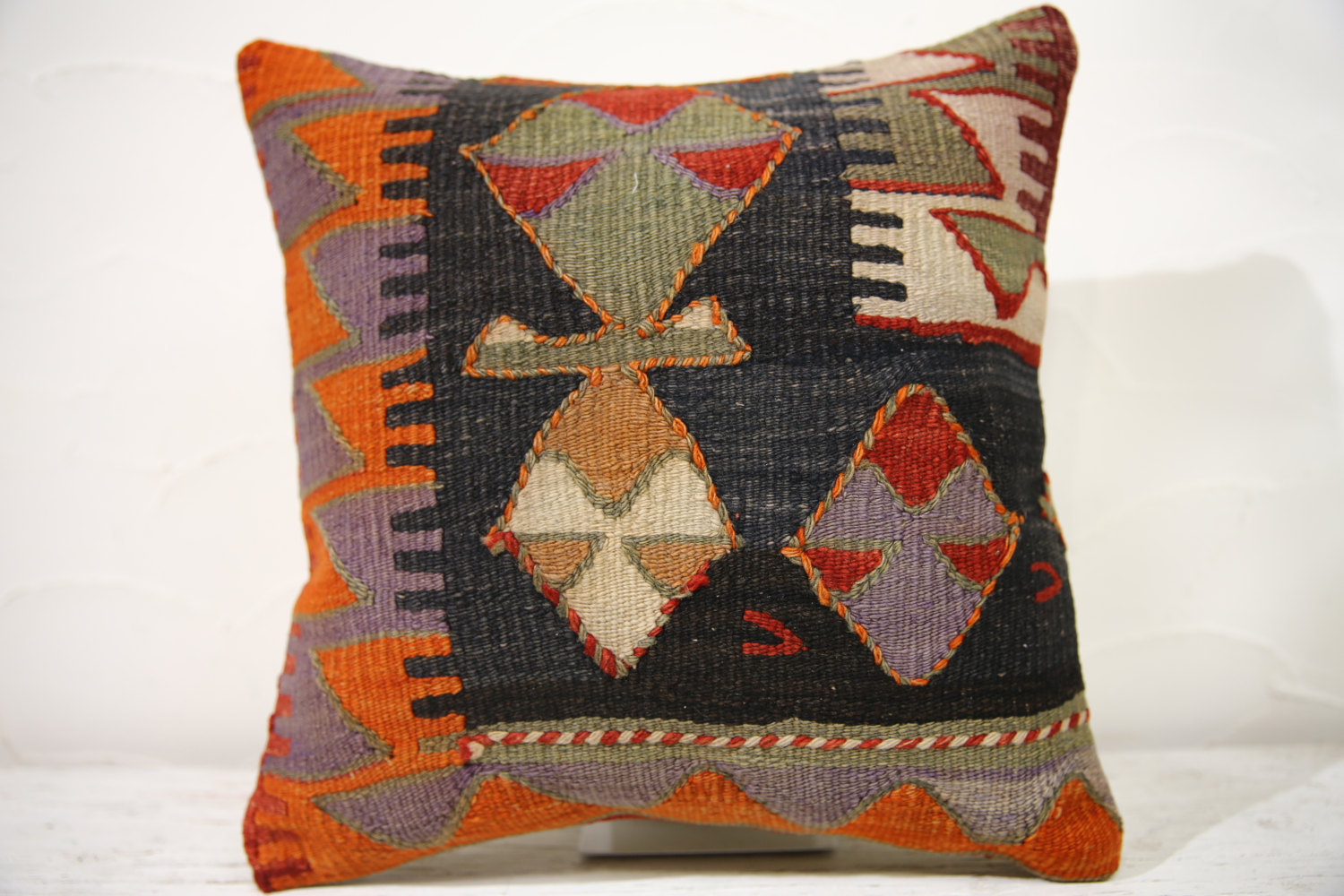 Kilim Pillows | 16x16 | Decorative Pillows | 827 | Accent Pillows,turkish pillow