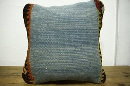 Kilim Pillows |16x16 | Decorative Pillows | 469 | Accent Pillows turkish... - $35.00