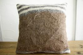 Kilim Pillows |16x16 | Decorative Pillows | 431 | Accent Pillows turkish... - $35.00