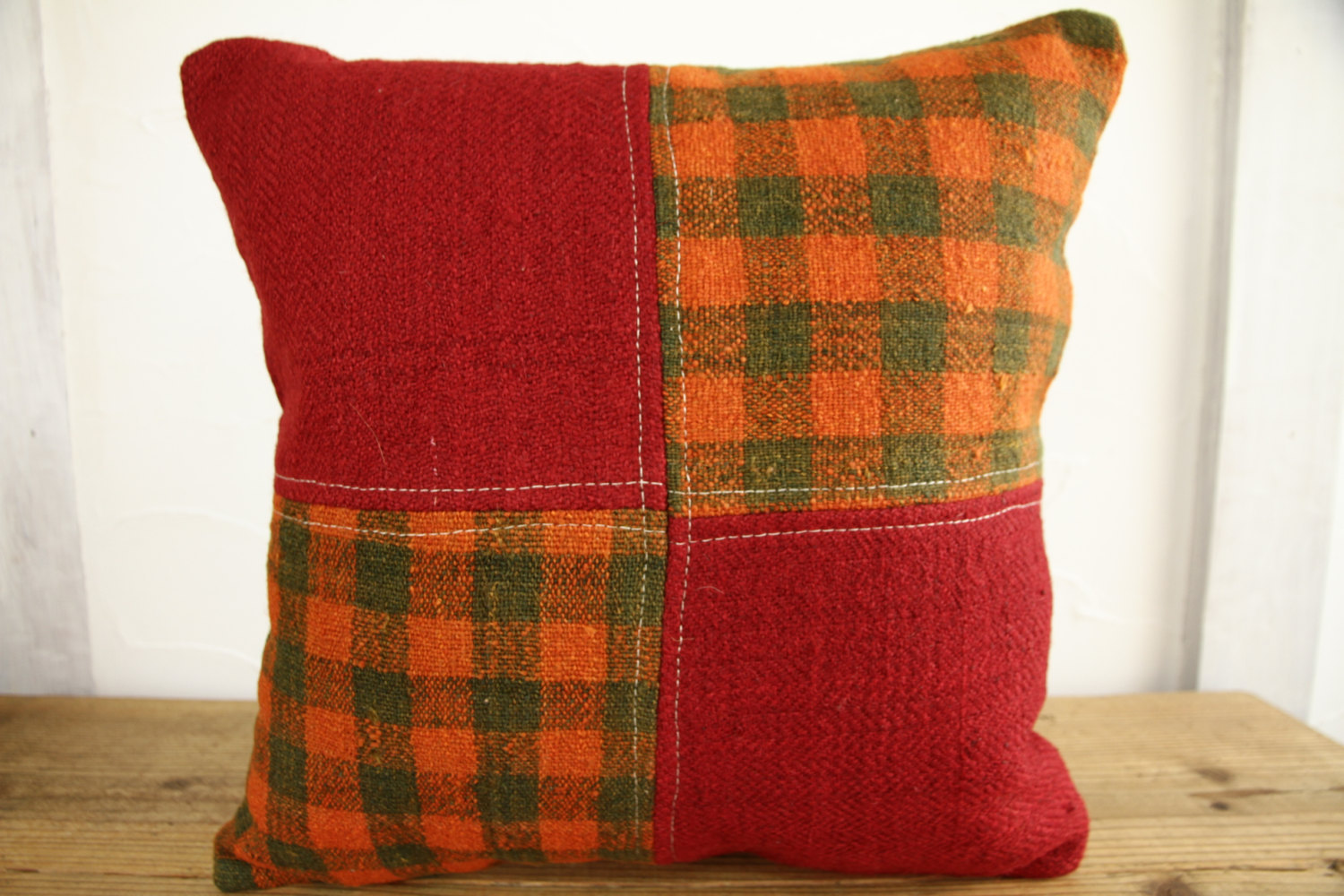Kilim Pillows |18x18| Decorative Pillows | 299 | Accent Pillows, Kilim cushions