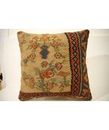 Kilim Pillows | 18x18 | Decorative Pillow | 1544 | Accent Pillows,vintag... - $61.60