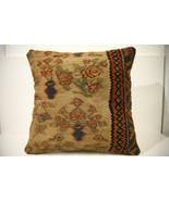 Kilim Pillows | 18x18 | Decorative Pillows | 1541 | Accent Pillows, Kili... - $61.60