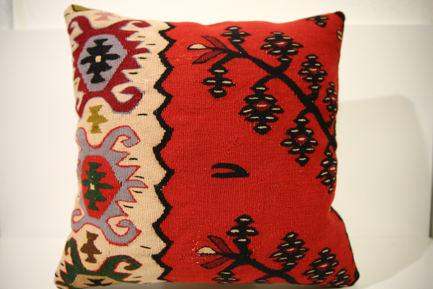 Kilim Pillows | 18x18 | Decorative Pillows | 1532 | Accent Pillow,turkish pillow