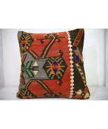 Kilim Pillows | 18x18 | Decorative Pillows | 1029 | Accent Pillows,pillo... - $84.00