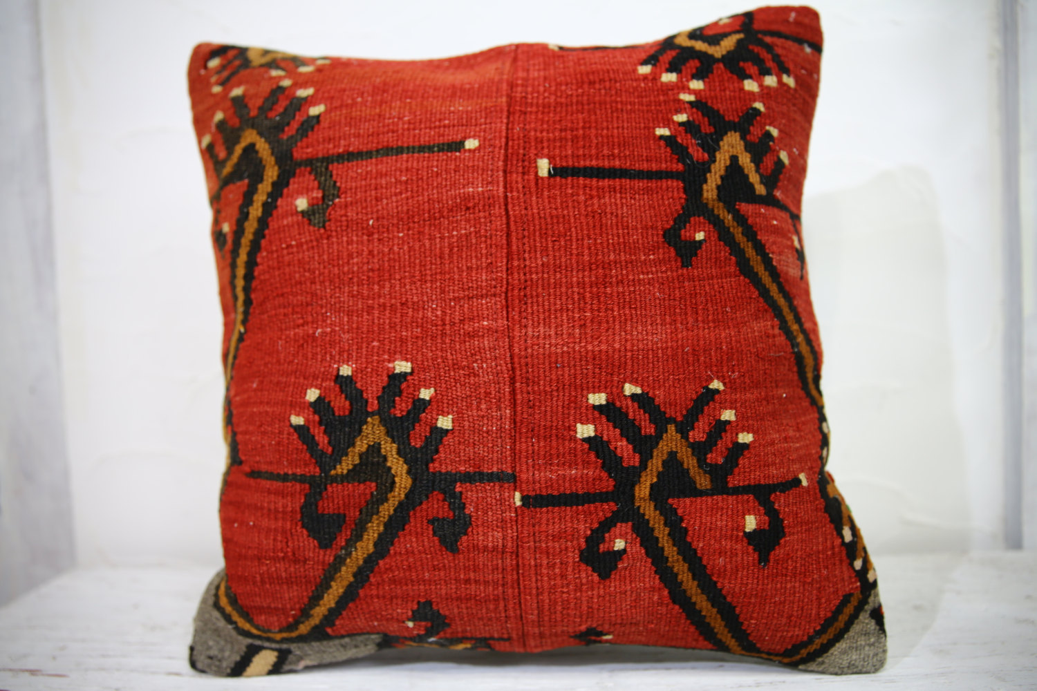 Kilim Pillows | 18x18 | Decorative Pillows | 1016 | Accent Pillows, throw pillow