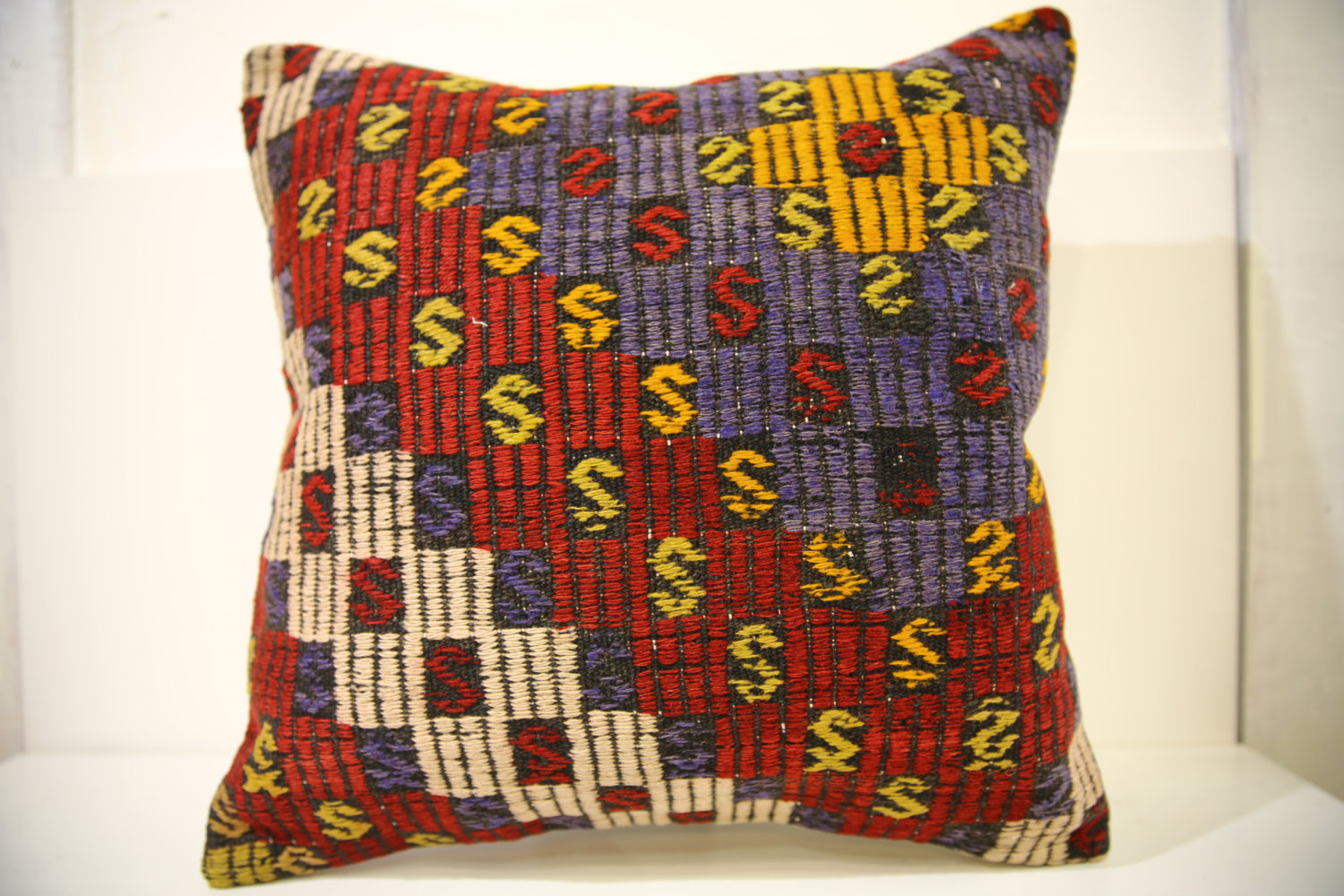 Kilim Pillows | 20x20 | Decorative Pillows | 1507 | Accent Pillows, Kilim rug