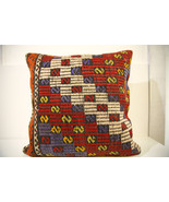 Kilim Pillows | 20x20 | Decorative Pillows | 1508 | Accent Pillows, Kili... - $56.00