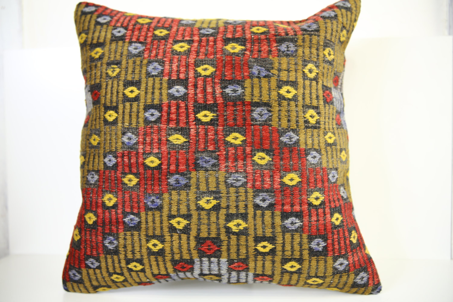 Kilim Pillows | 20x20 | Decorative Pillows | 1493 | Accent Pillows,turkish kilim