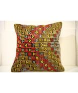 Kilim Pillows | 20x20 | Decorative Pillows | 1499 | Accent Pillows, Kili... - $56.00