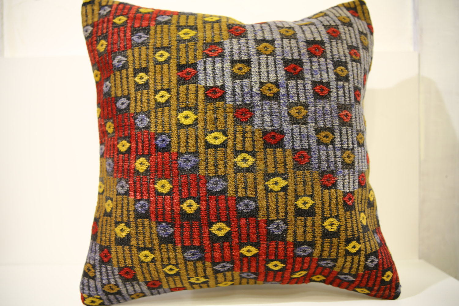 Kilim Pillows | 20x20 | Decorative Pillows | 1494 | Accent Pillows, Kilim kelim