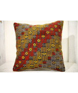Kilim Pillows | 20x20 | Decorative Pillows | 689 | Accent Pillows, Kilim... - $56.00