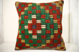 Kilim Pillows | 20x20 | Decorative Pillows | 664 | Accent Pillows, Kilim... - $56.00