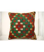 Kilim Pillows | 20x20 | Decorative Pillows | 664 | Accent Pillows, Kilim... - $56.00